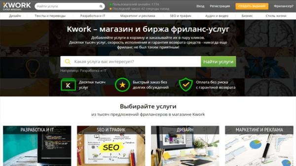 Read more about the article Как заработать на бирже Кворк