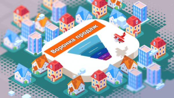 Read more about the article Воронка продаж