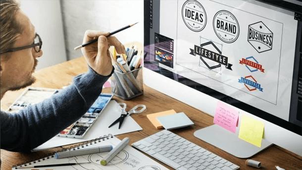 Бренд веб-дизайнера