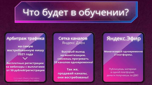 Перепродажа аккаунтов Яндекс Дзен