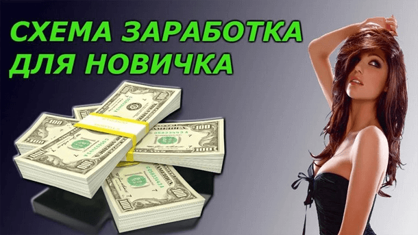 Read more about the article Схема заработка для новичка